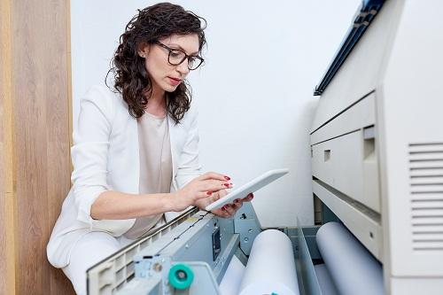 productivité avec les imprimantes étiquettes